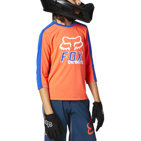 Fox Ranger Dri-Release 3/4 Jersey Youth, atomic punch